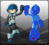 ユーザー Mighty No. 103 Hypercoyote の写真