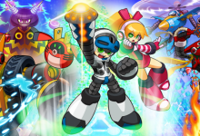 credit  MightyNo9.com